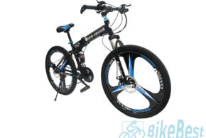 Велосипед Mercedes-Benz SH bike black